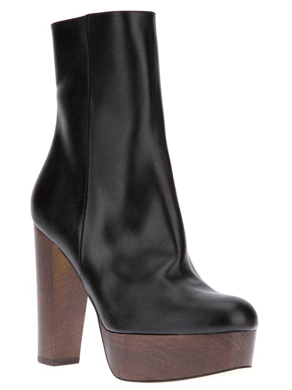 Stella McCartney Platform Mid-Calf Boots footaction cheap price free shipping extremely clearance new arrival qs1oiK