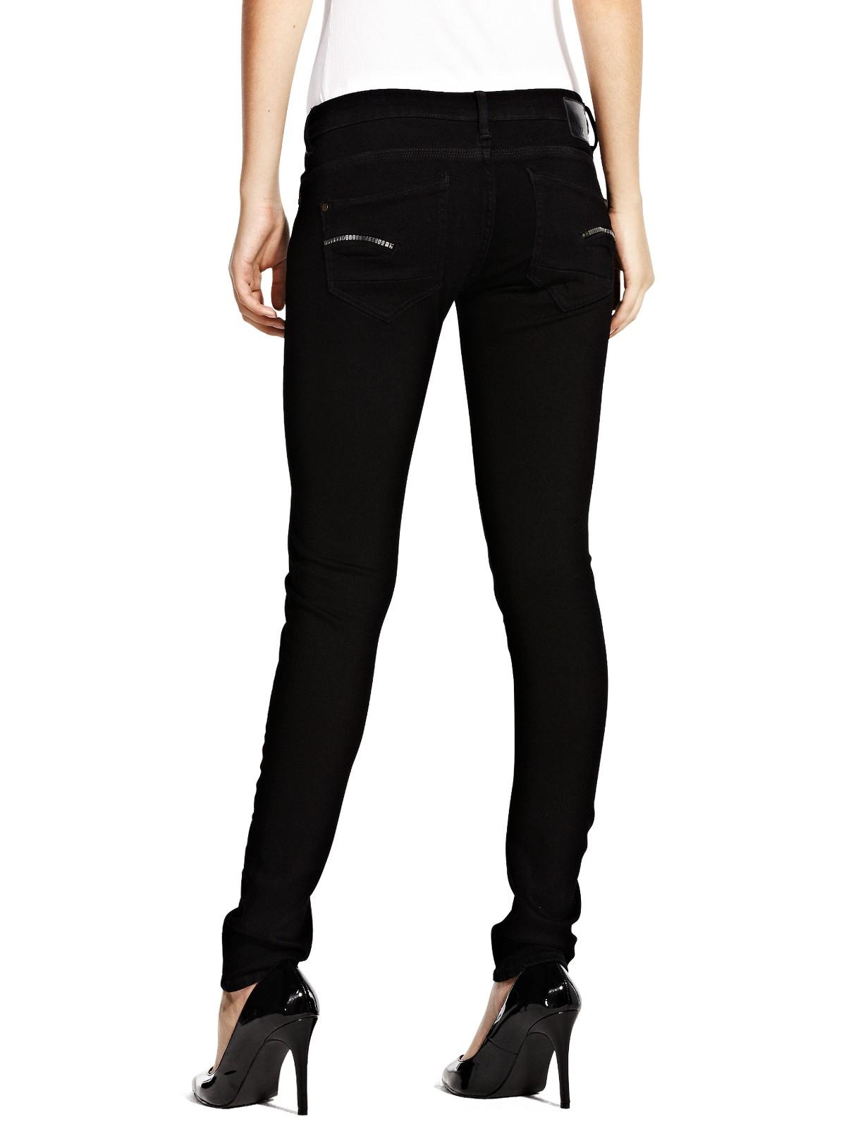 star raw gstar raw radar smith skinny jeans raw in black raw. Black Bedroom Furniture Sets. Home Design Ideas