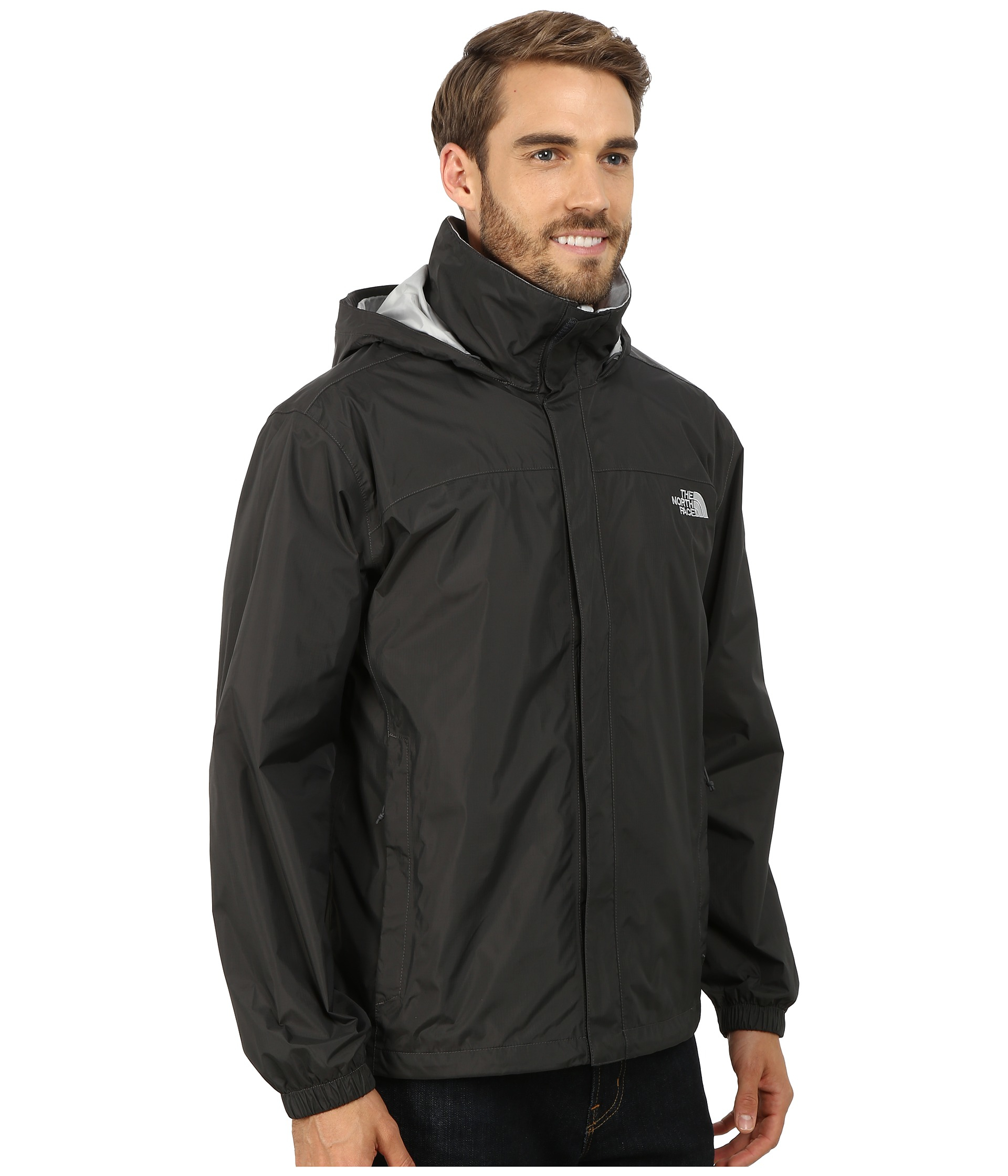 4c7dadfc683d clearance lyst the north face resolve jacket in black for men 61233 1416e