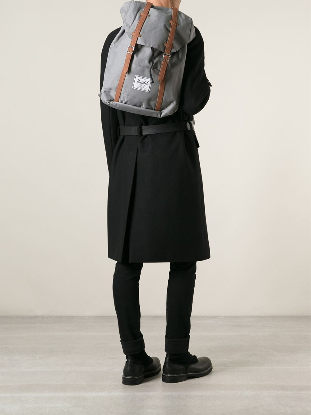 Lyst - Herschel Supply Co. Mid-volume Little America Backpack in ... 55bb15a0be985