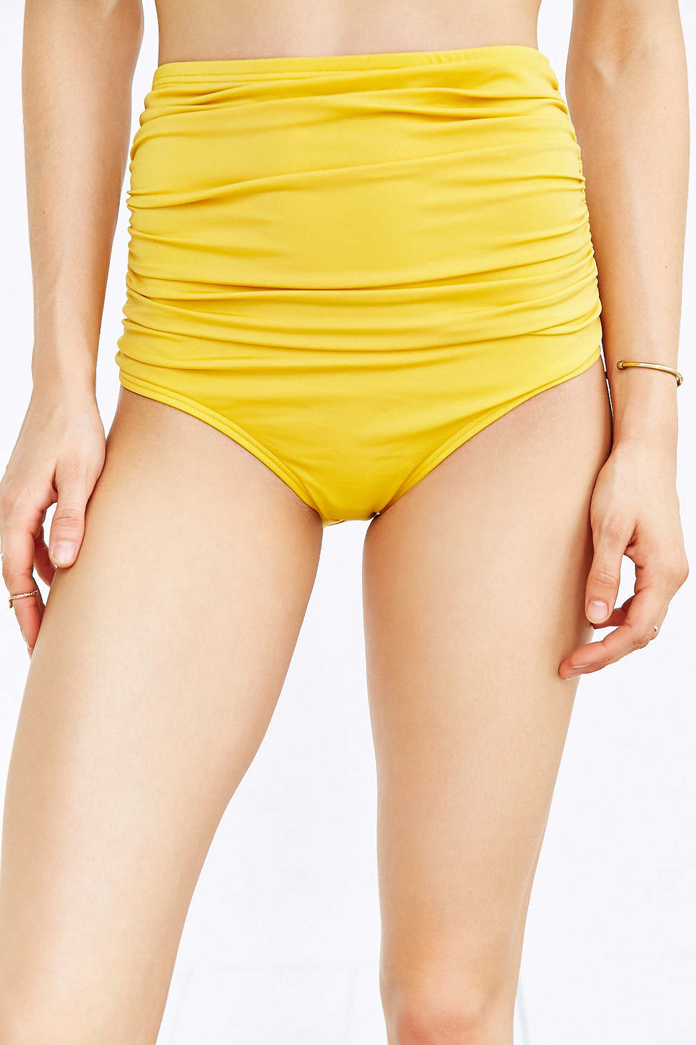 ef207760b41 Gallery. Previously sold at: Urban Outfitters · Women's High Waisted Bikini  Bottoms