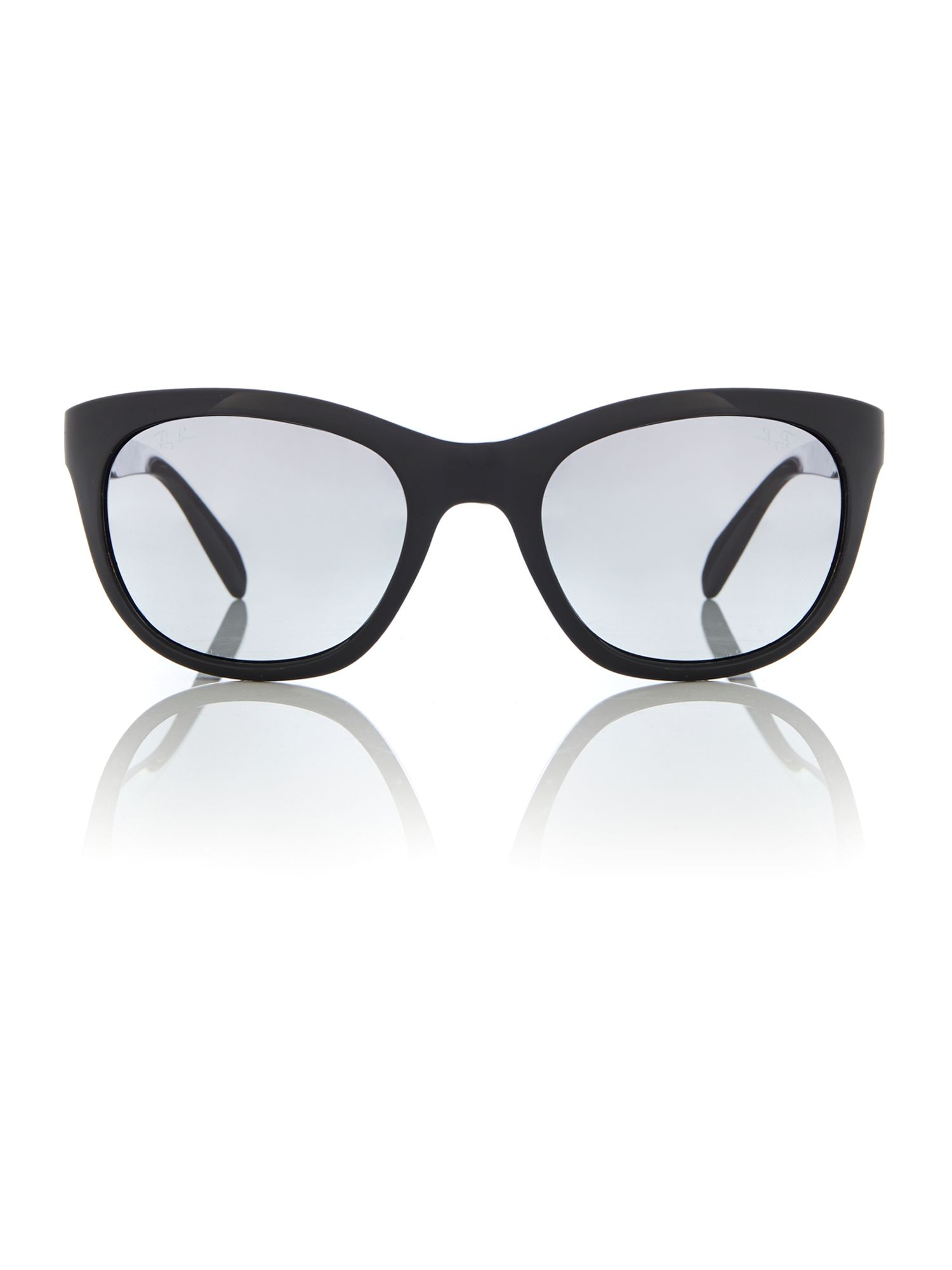 f8d1978fb56 ... 50% off ray ban 0rb4216 square sunglasses in black lyst 2951f 1c8d6