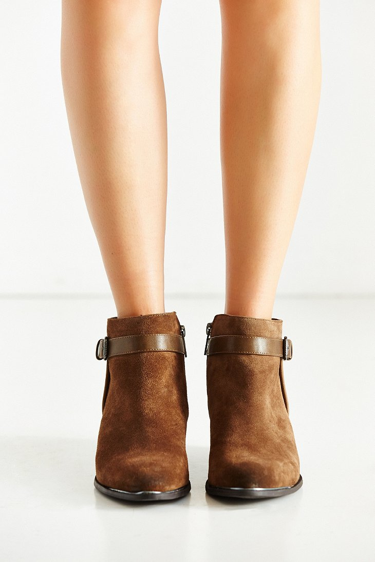 d420852dab39 Lyst - Circus by Sam Edelman Harlow Ankle Boot in Brown