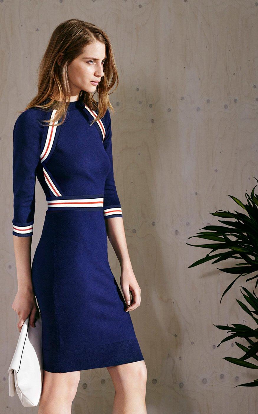 Blue Dress Shirt Women