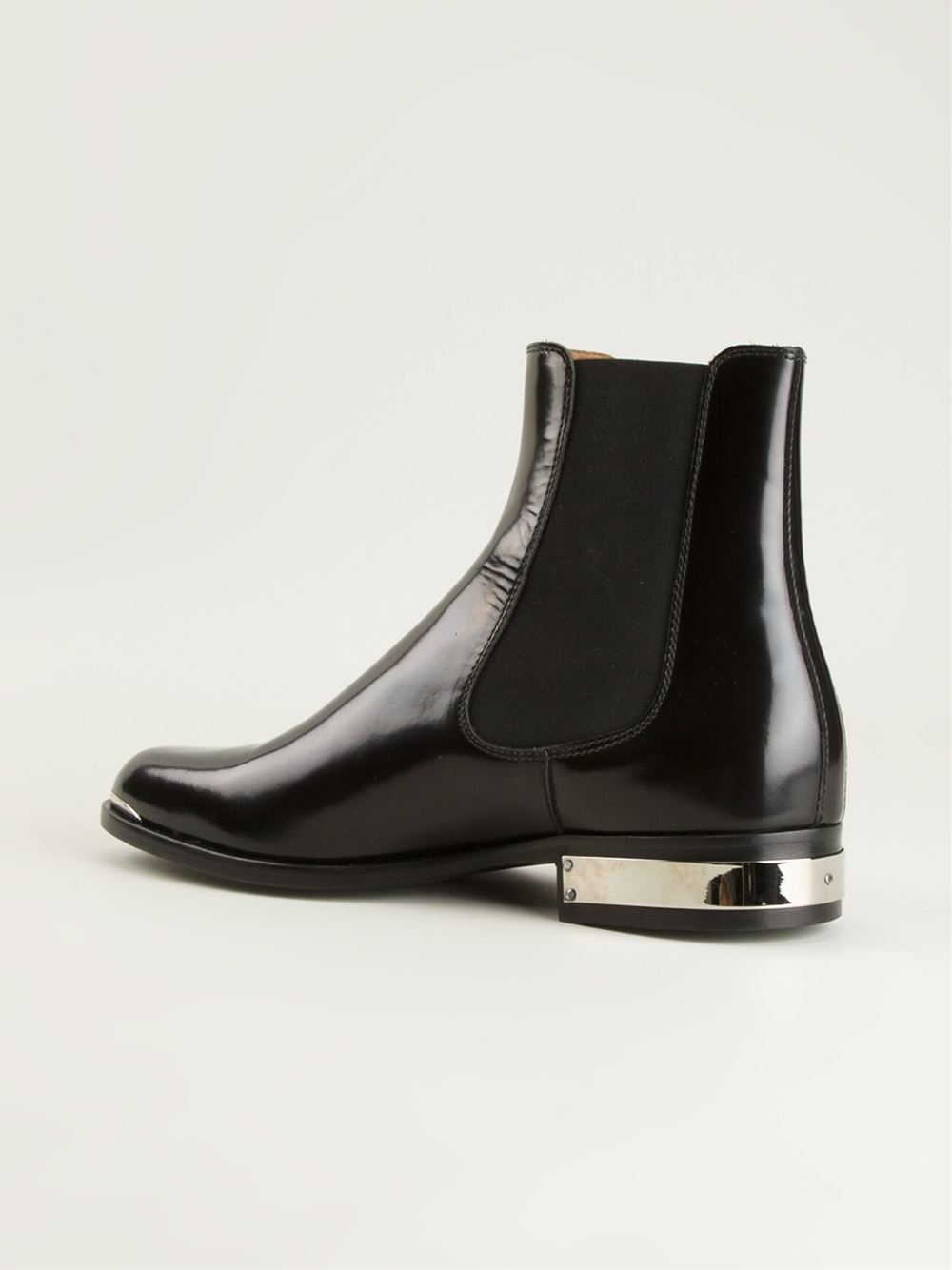 Lyst Diesel Black Gold Captain Pi Chelsea Boots In