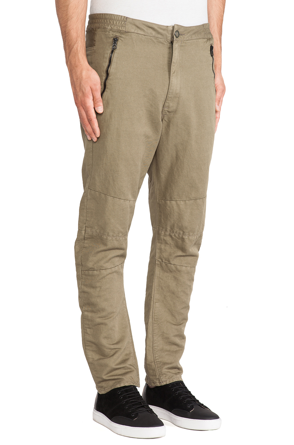 900fb00981c G-Star RAW Burmans 3D Loose Tapered Pant in Green for Men - Lyst
