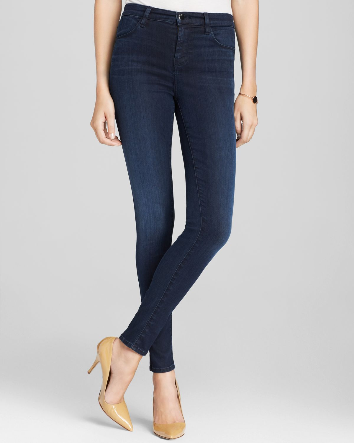 8c57e2d54d97 Gallery. Previously sold at  Bloomingdale s · Women s J Brand Maria Women s  Blue Bell Jeans ...