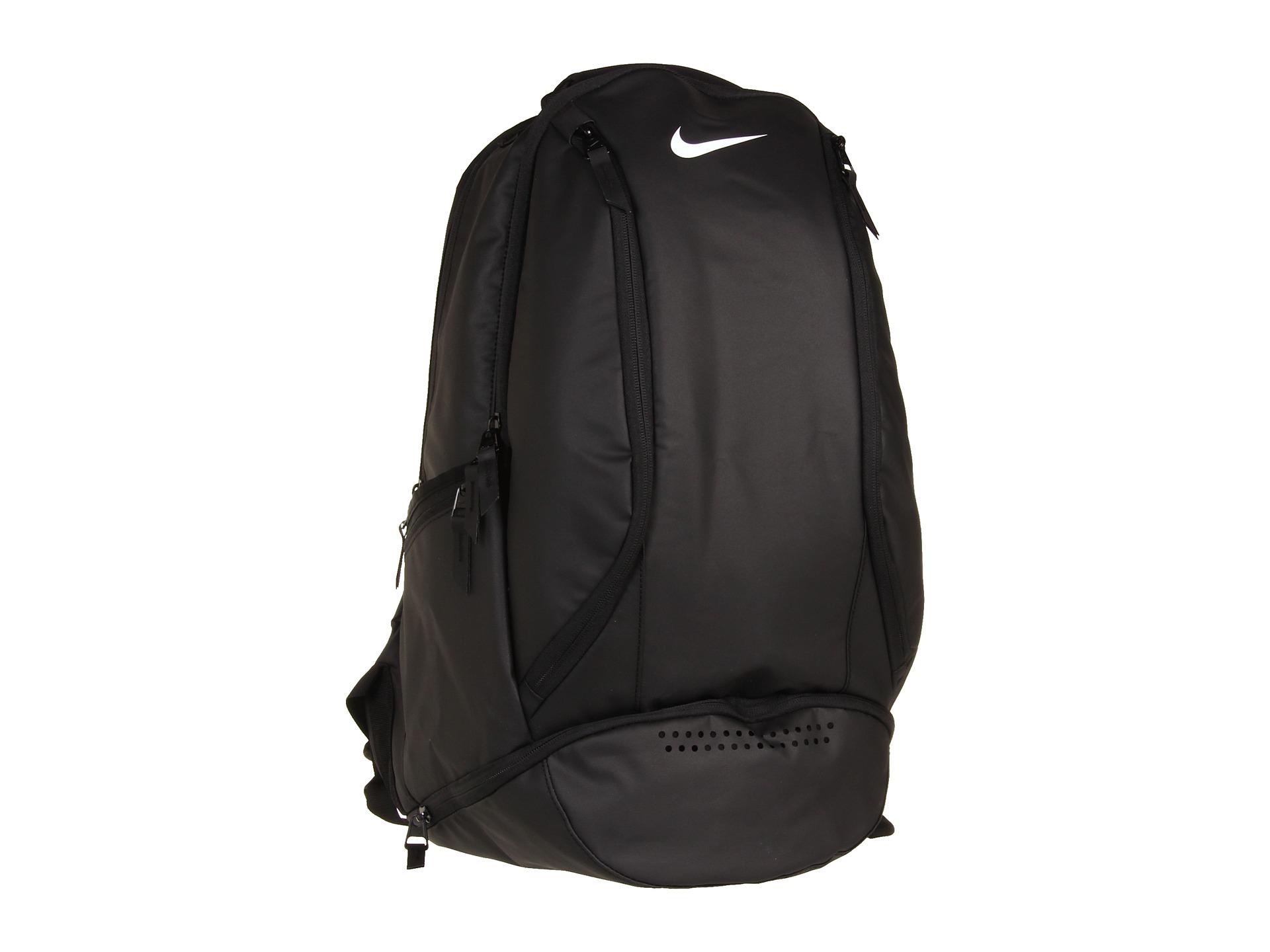nike ultimatum max air gear backpack in black lyst