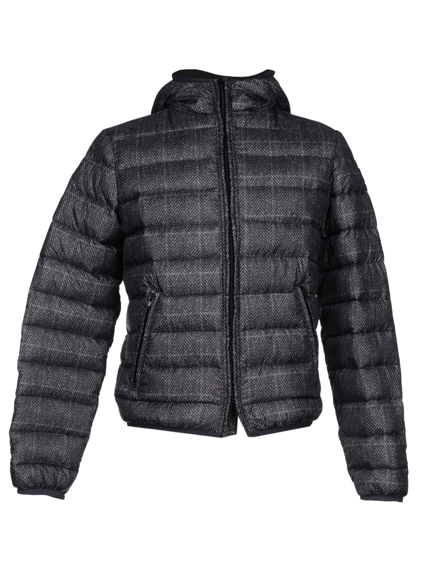 Lyst - Takeshy Kurosawa Down Jacket in Gray for Men