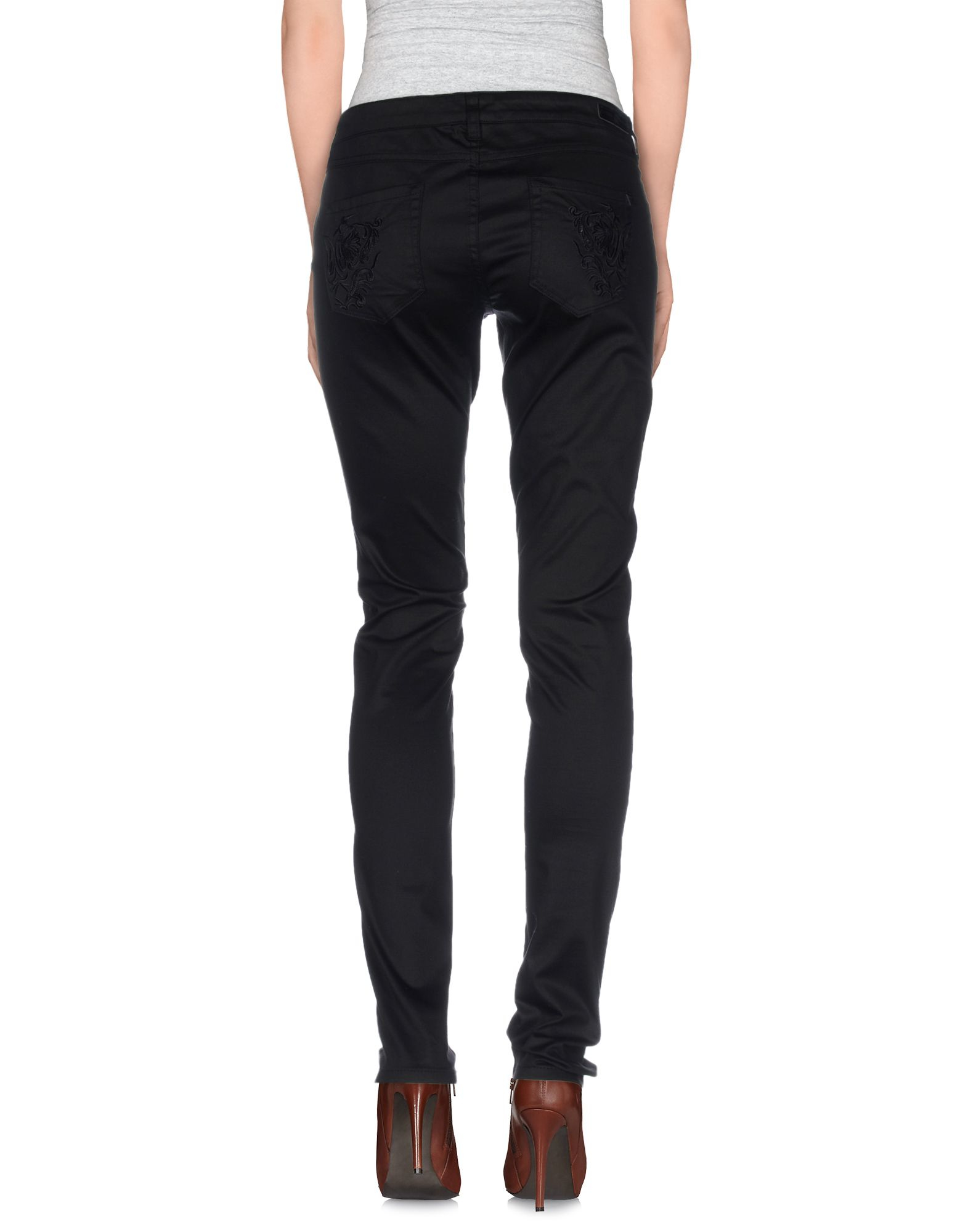New Guess Marciano Slim Pants In Black  Lyst