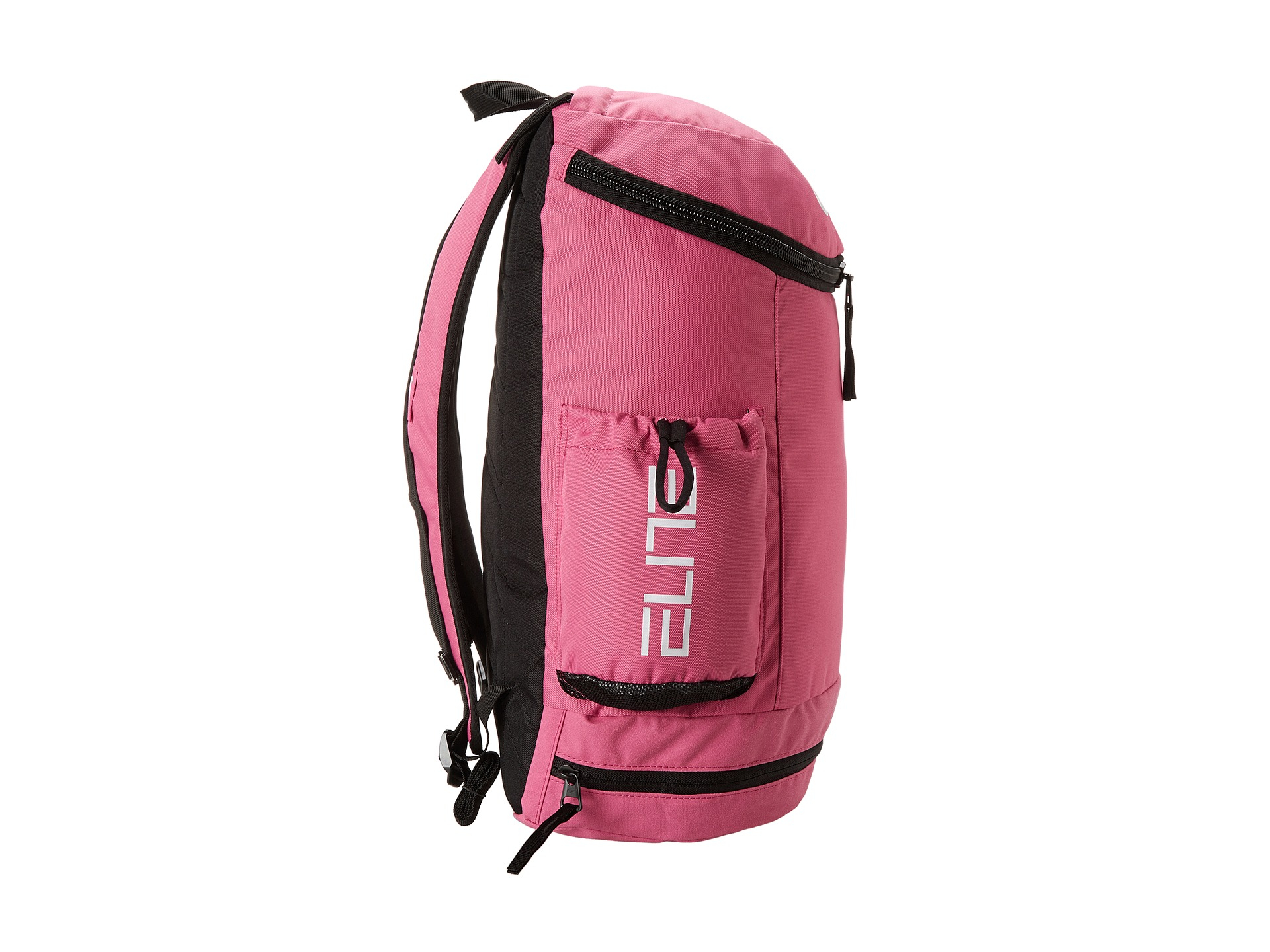 cef2bb264468 Black And Pink Elite Backpack- Fenix Toulouse Handball