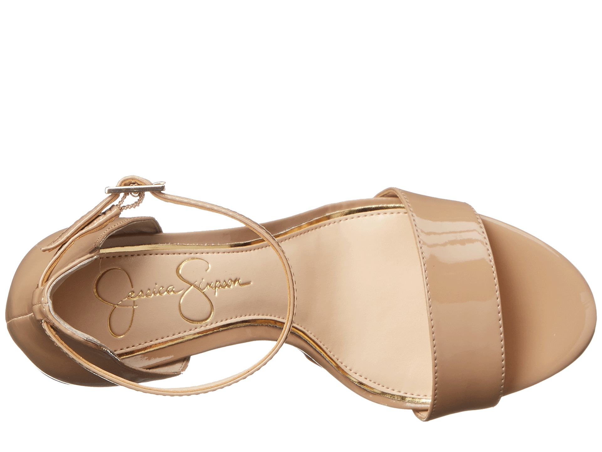 dc11072d37ae Lyst - Jessica Simpson Vaile in Natural