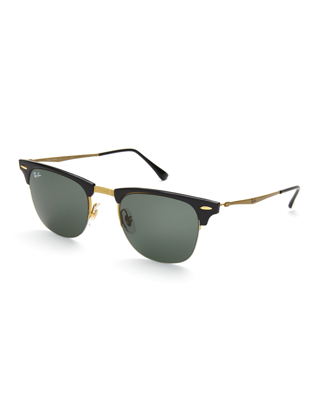 ray ban sunglasses golden  ray ban sunglasses black and gold