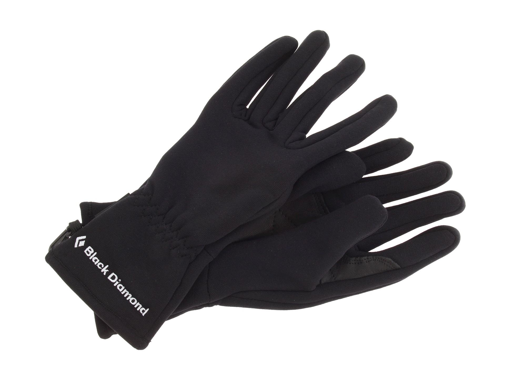 Black Diamond Polartec Gloves