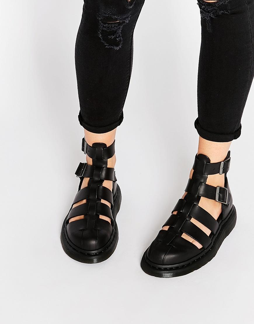 Dr Martens Shore Reinvented Gladiator Geraldo Ankle Strap