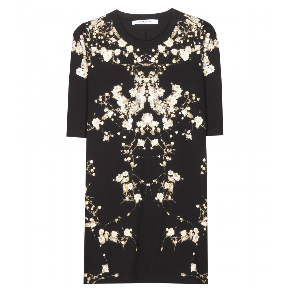 Givenchy flower t shirt Givenchy t shirt price