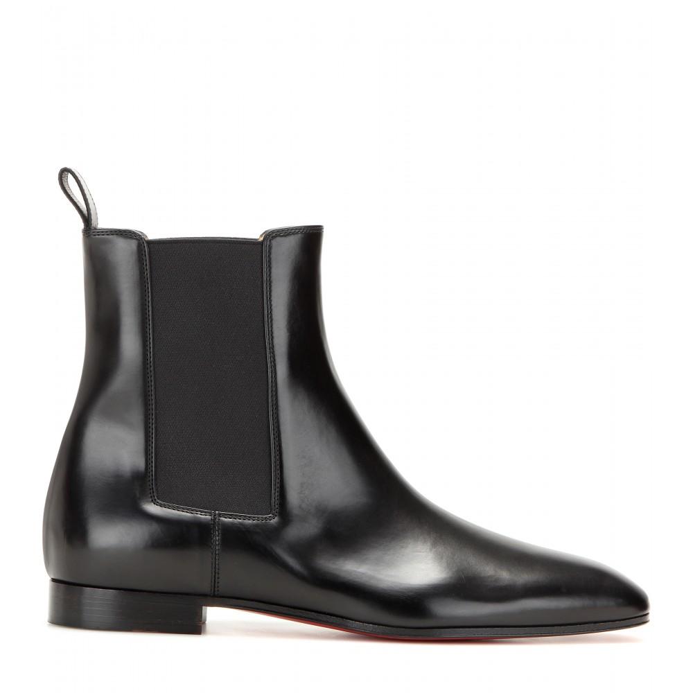 usa replica shoes - christian louboutin women's commandanta ankle boots, knockoff ...