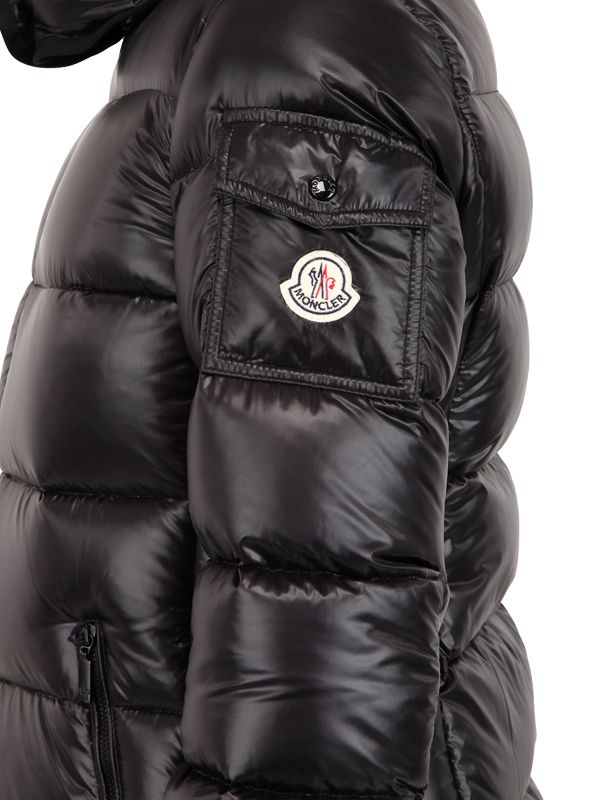 Lyst Moncler Bady Quilted Nylon Down Jacket In Black For Men