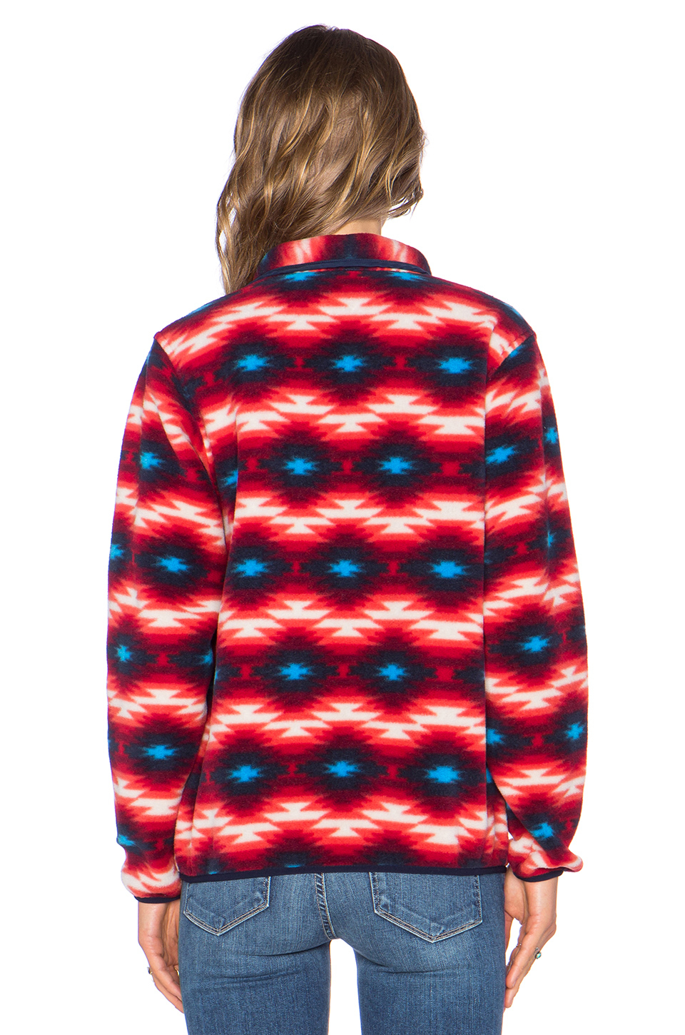 Patterned Patagonia Fleece Interesting Inspiration Ideas