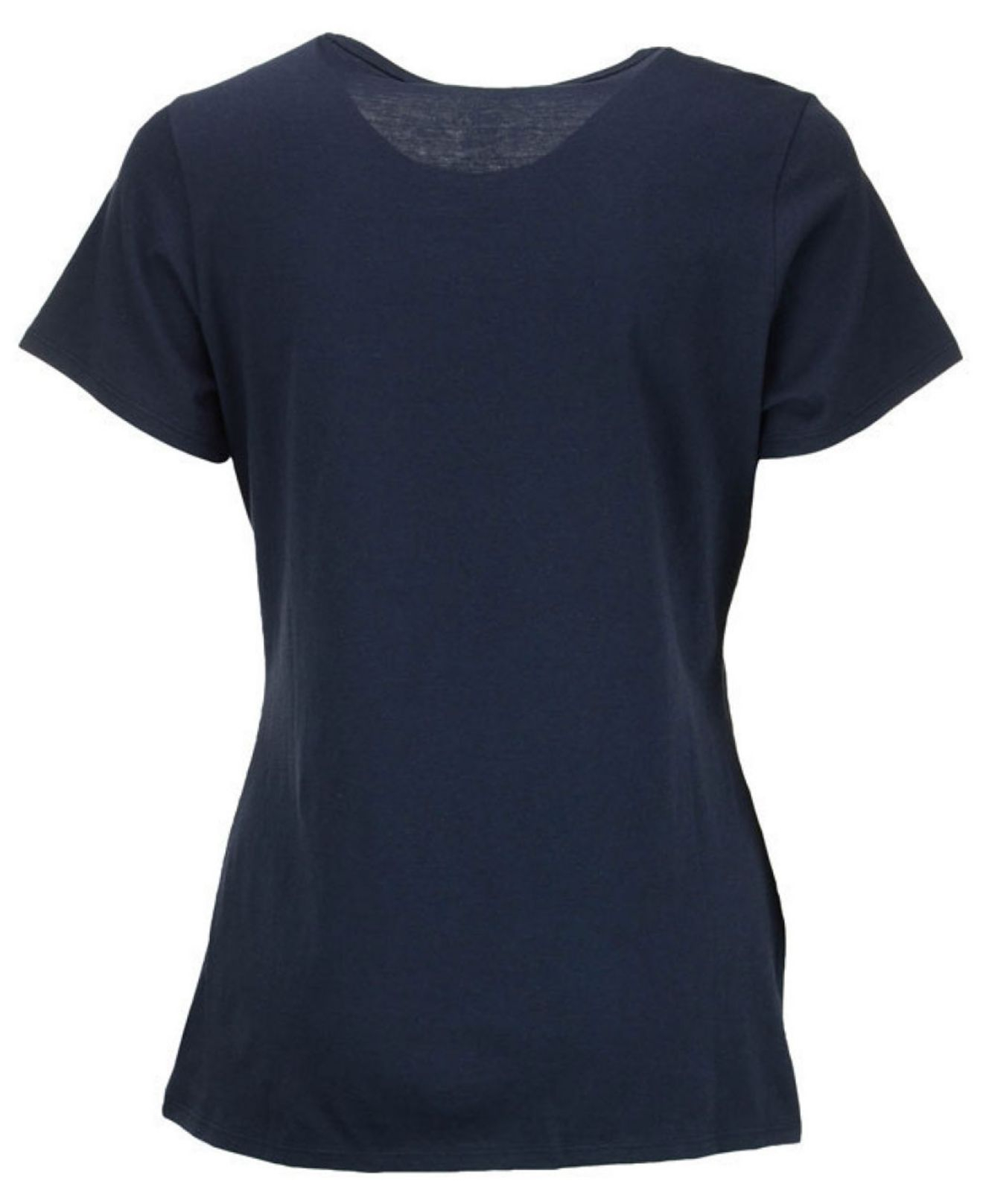 Short Sleeve Chambray Shirt Women