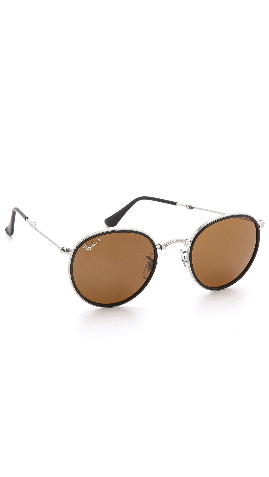 668f5d7c27 Ray Ban Round Metal Polarized Silver « Heritage Malta