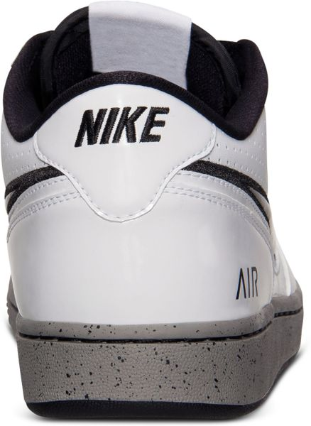 Nike Mens Air Indee Casual Sneakers From Finish Line in White for Men .