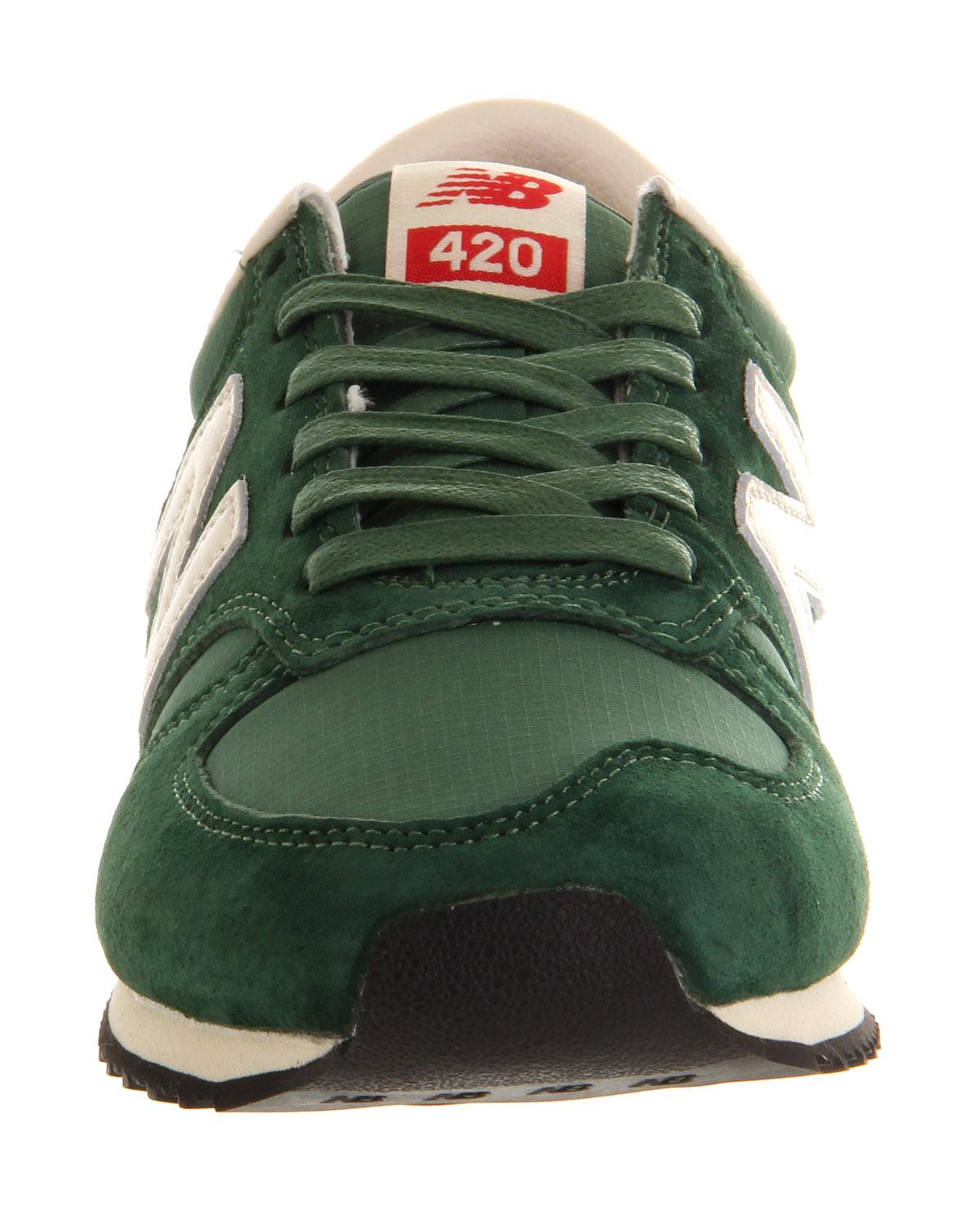 new balance u420 verde bosque