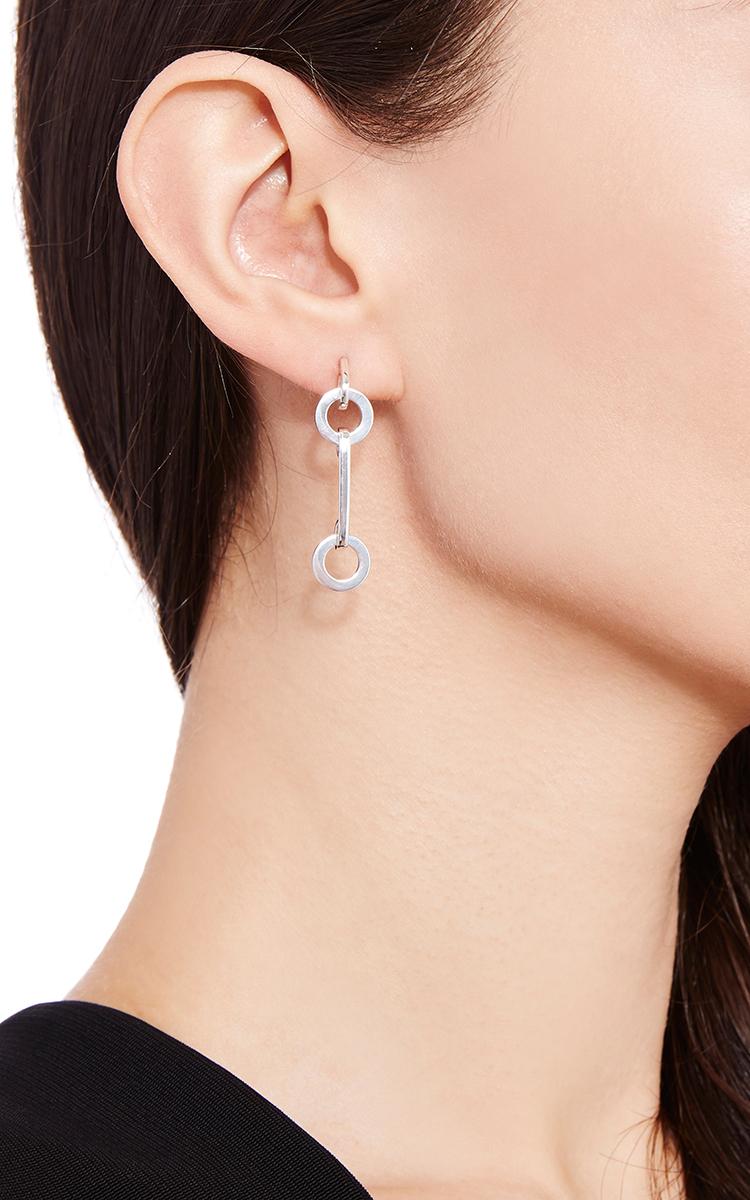 efva attling ring chain necklace