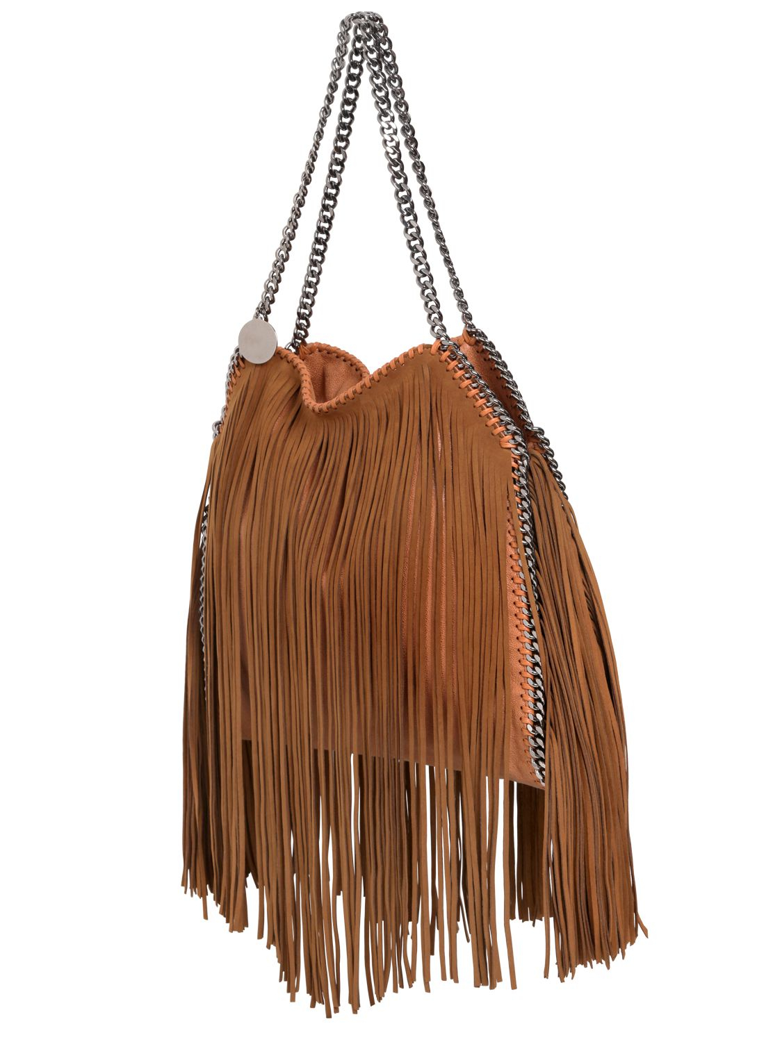Gallery Previously Sold At Luisa Via Roma Women S Fringed Bags Stella Mccartney Falabella