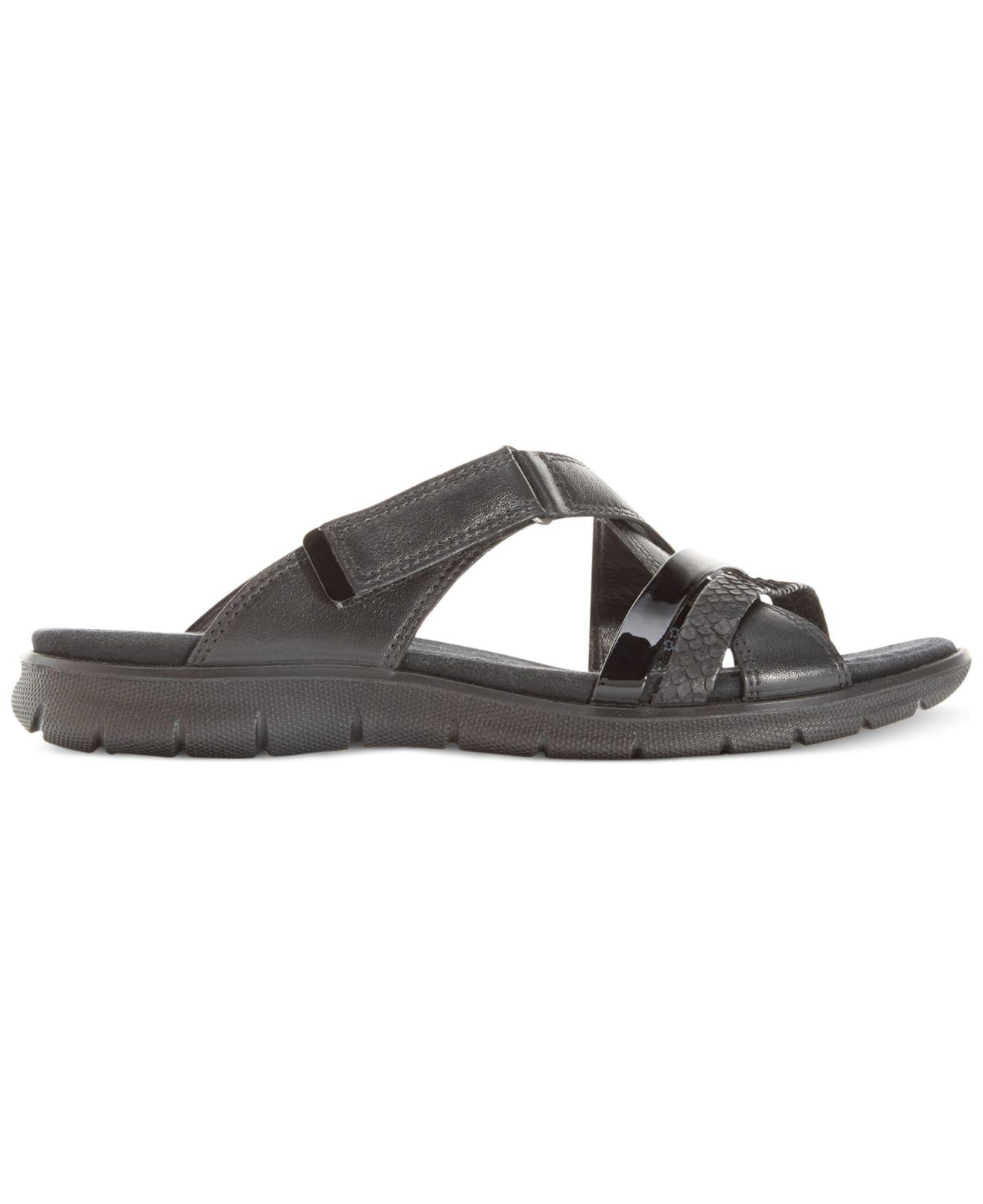 Innovative Womenu0026#39;s ASICSu00ae Slide Sandals Black - 582360 Sandals U0026 Flip Flops At Sportsmanu0026#39;s Guide