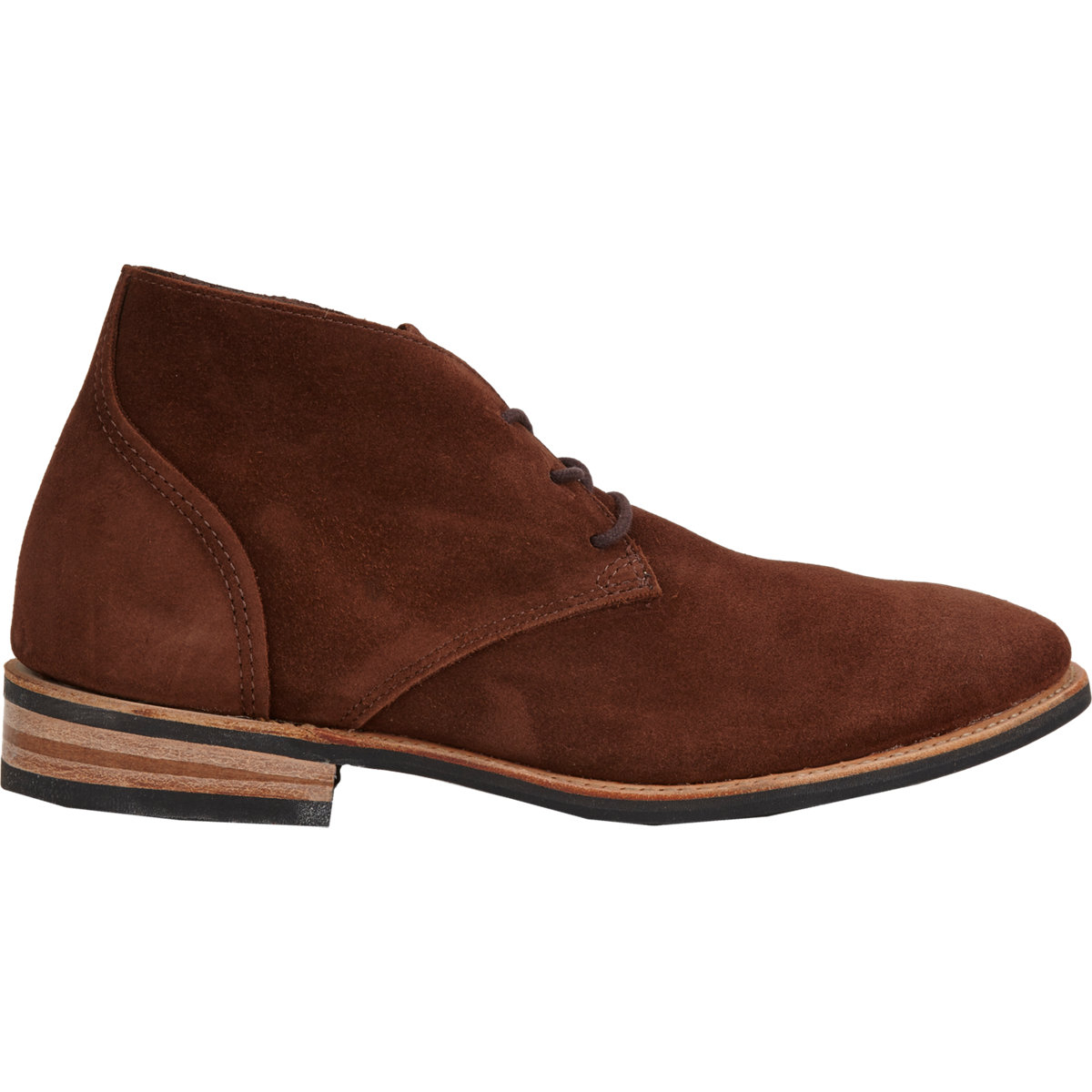 hh brown shoe company stein chukka boots in brown for