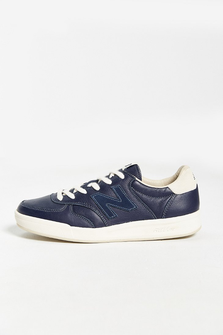 300 Suede and Nylon Court Sneakers New Balance QZLxI