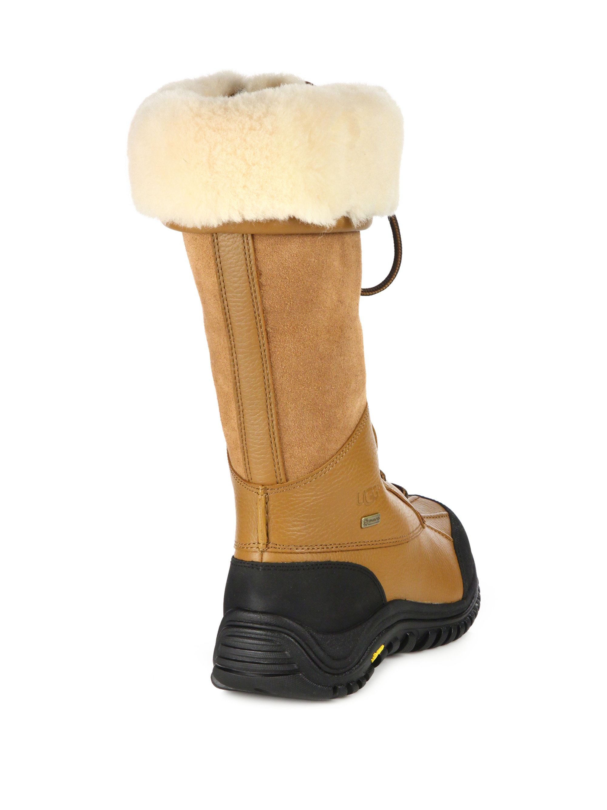 ugg boots made out of