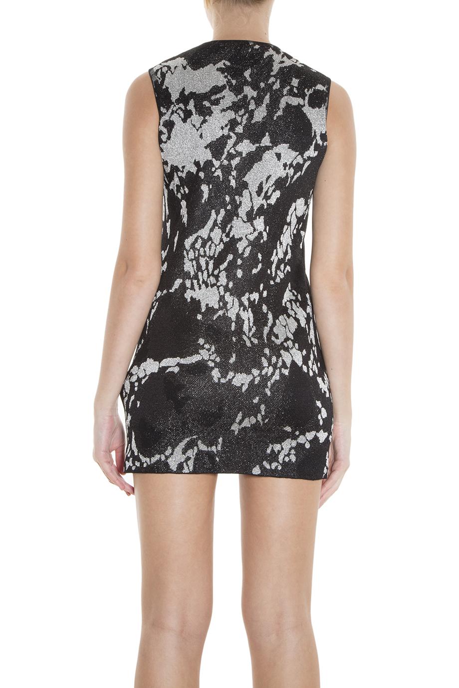 Lyst - Missoni Marble Mini Dress in Black a1e05d2b105