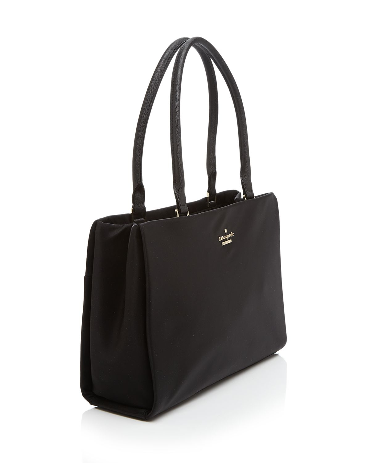 Kate spade new york Tote - Classic Nylon Small Phoebe in Black | Lyst