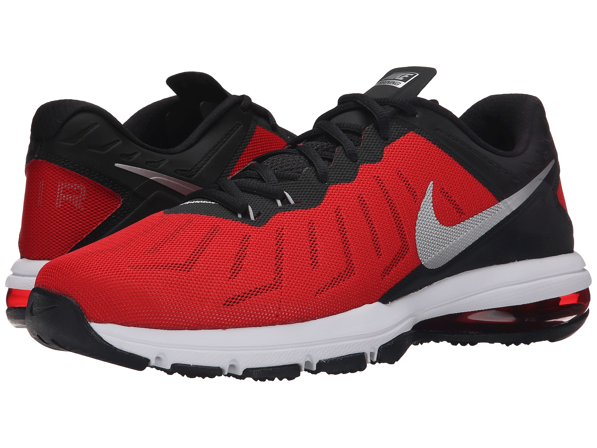 ... 1.5 Grey Black Men Training Shoes Trainers 869633-011 Nike Air Max Full  Ride Tr in Red for Men Lyst ... d9013836a
