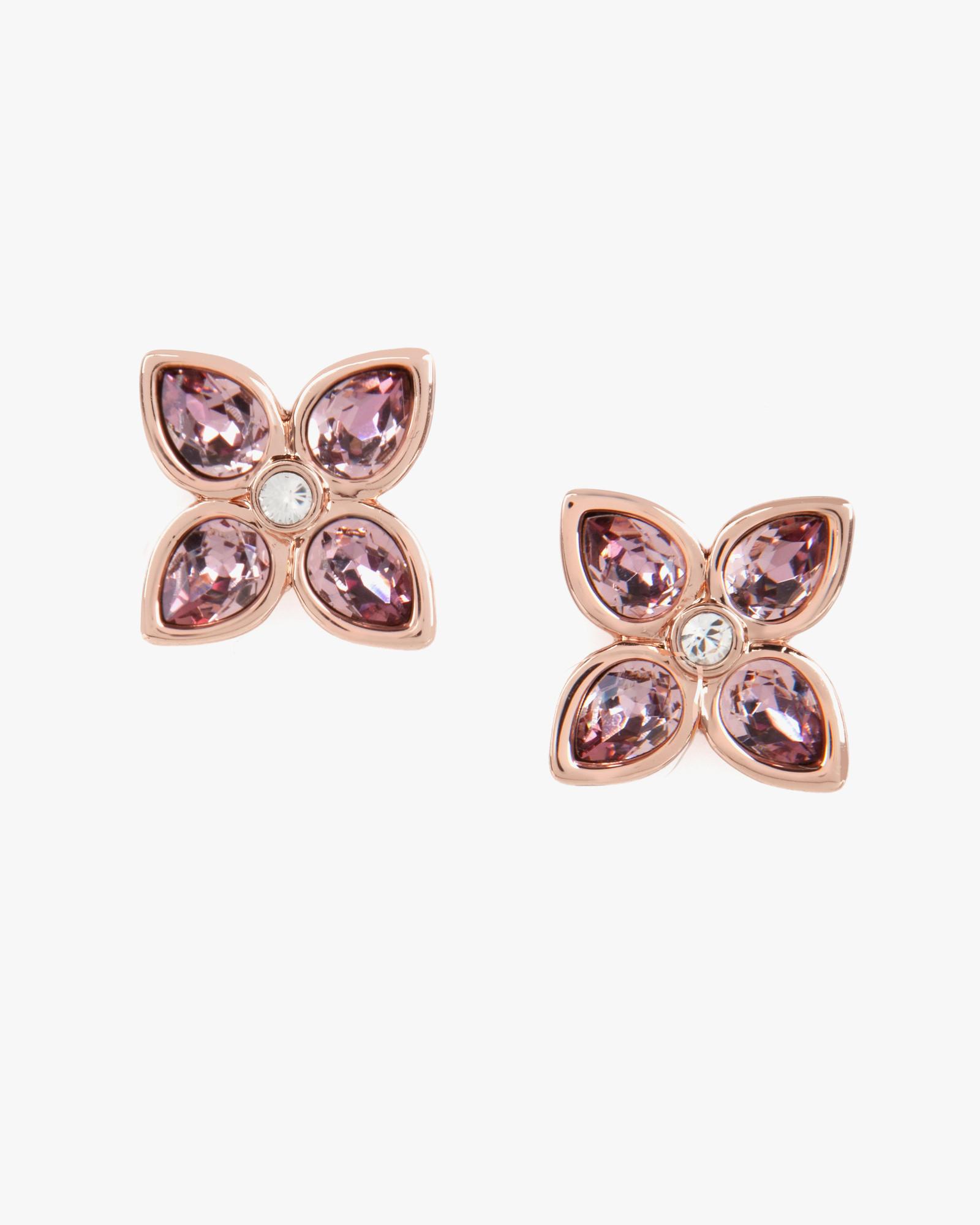Ted Baker Crystal Bear Earrings iYDCliweBq