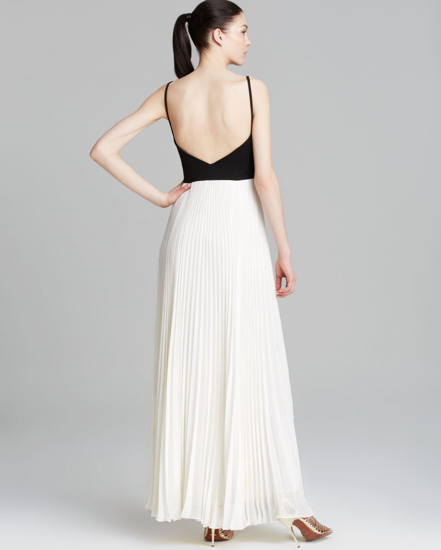 d79ba3d0f1 Long White Pleated Chiffon Skirt - Image Skirt and Slipper Imagepv.co