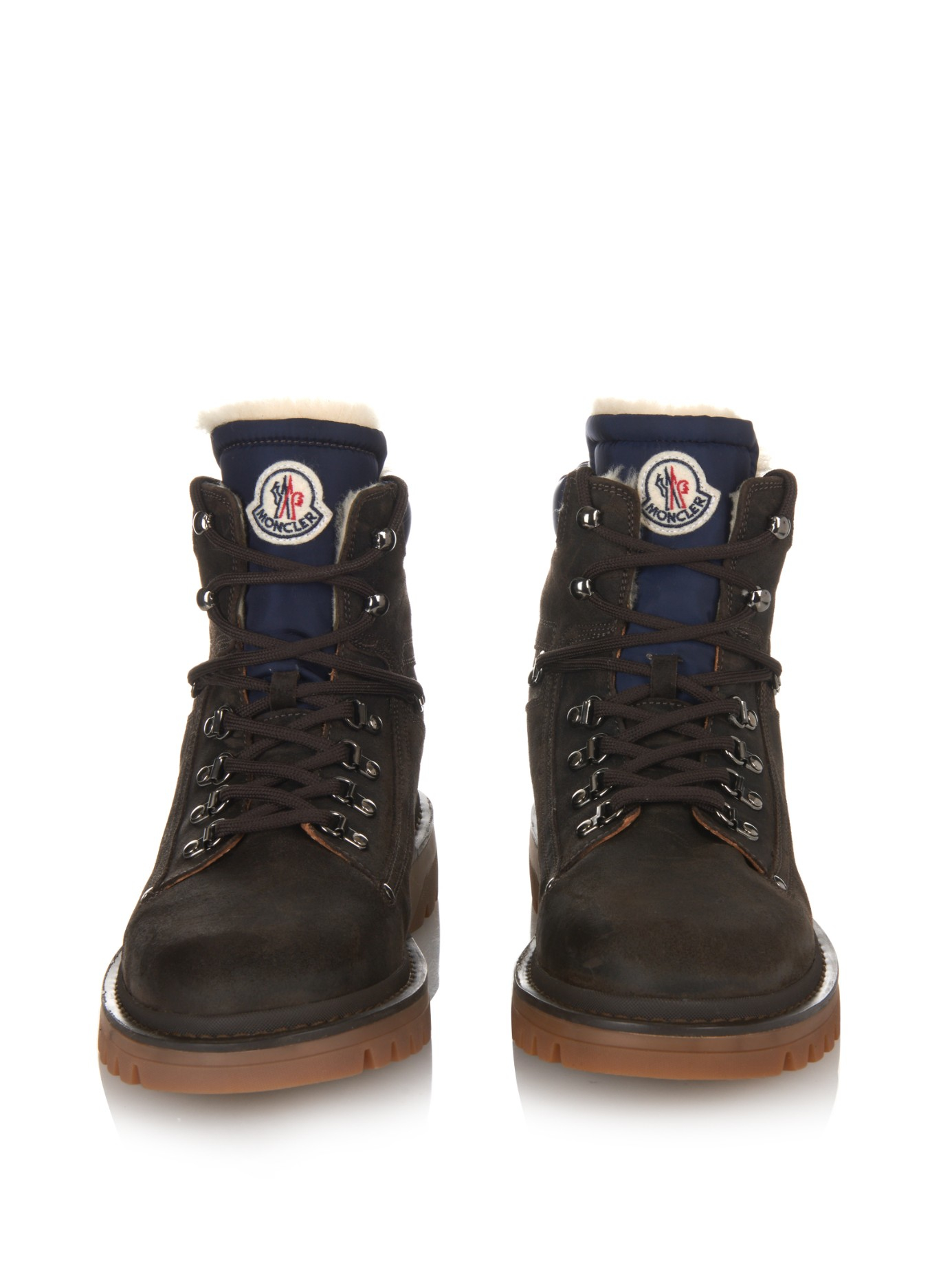 moncler shoes and boots
