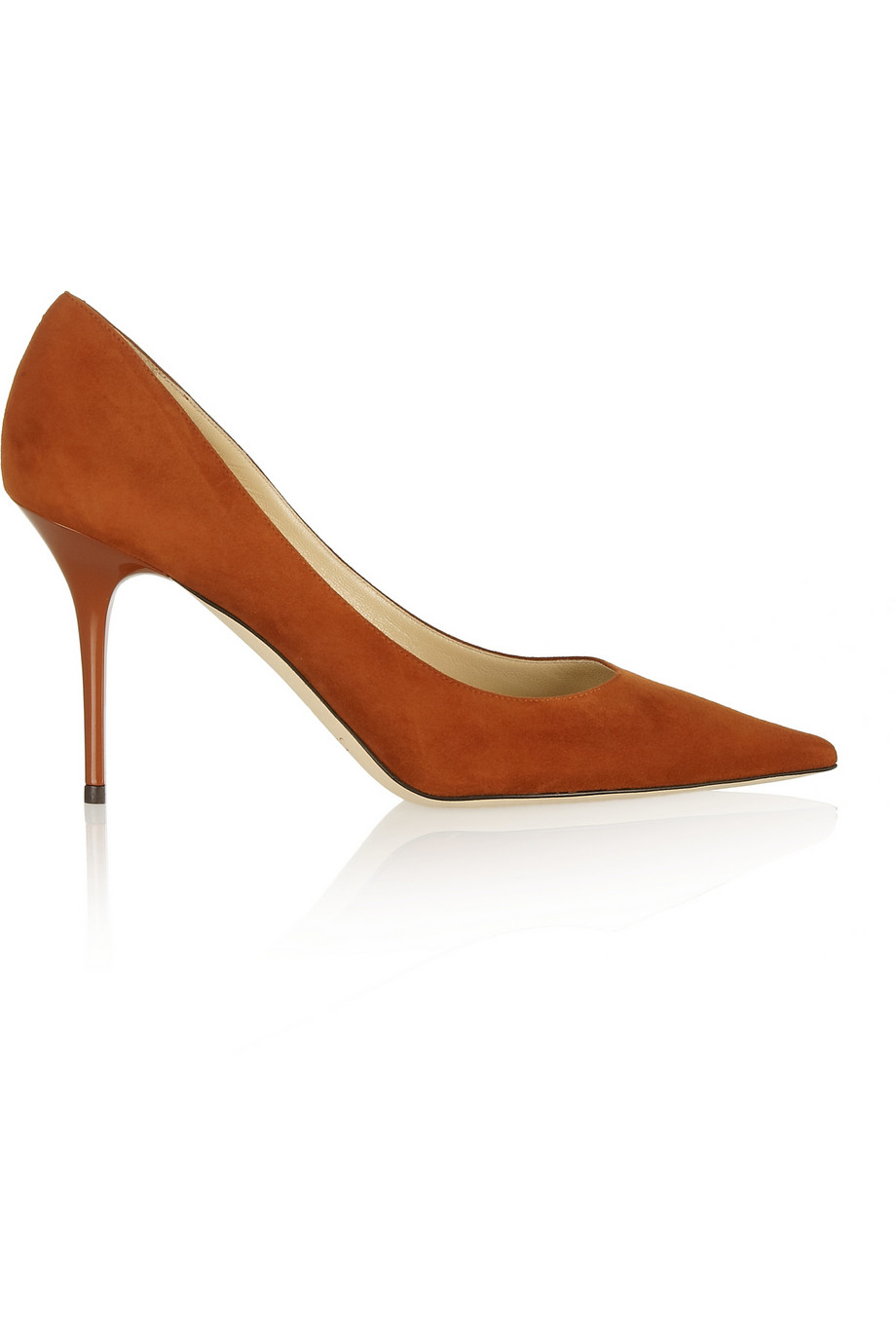 suede jimmy choo pumps how to clean