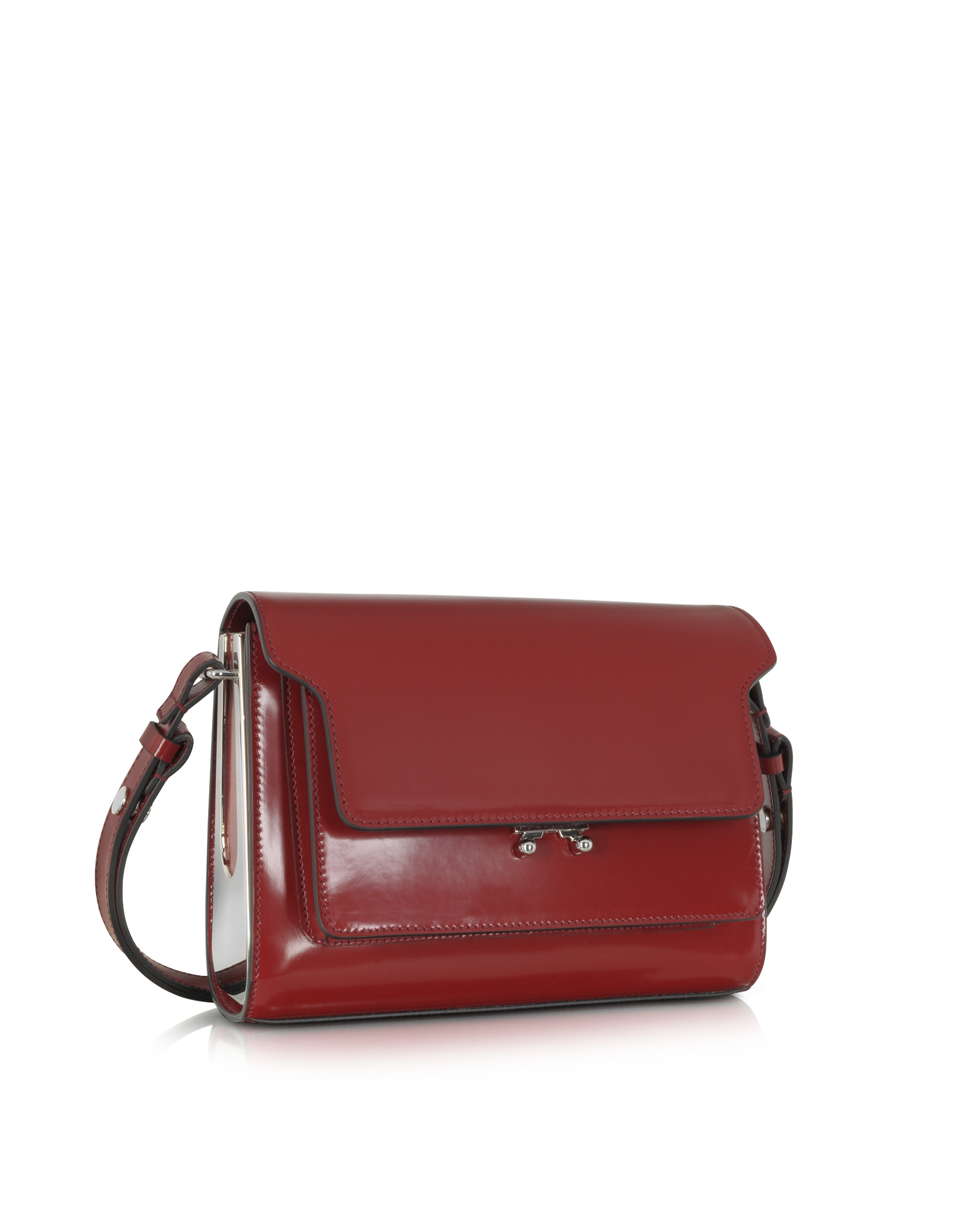 Trunk small shoulder bag - Red Marni oNaqNUQZdB