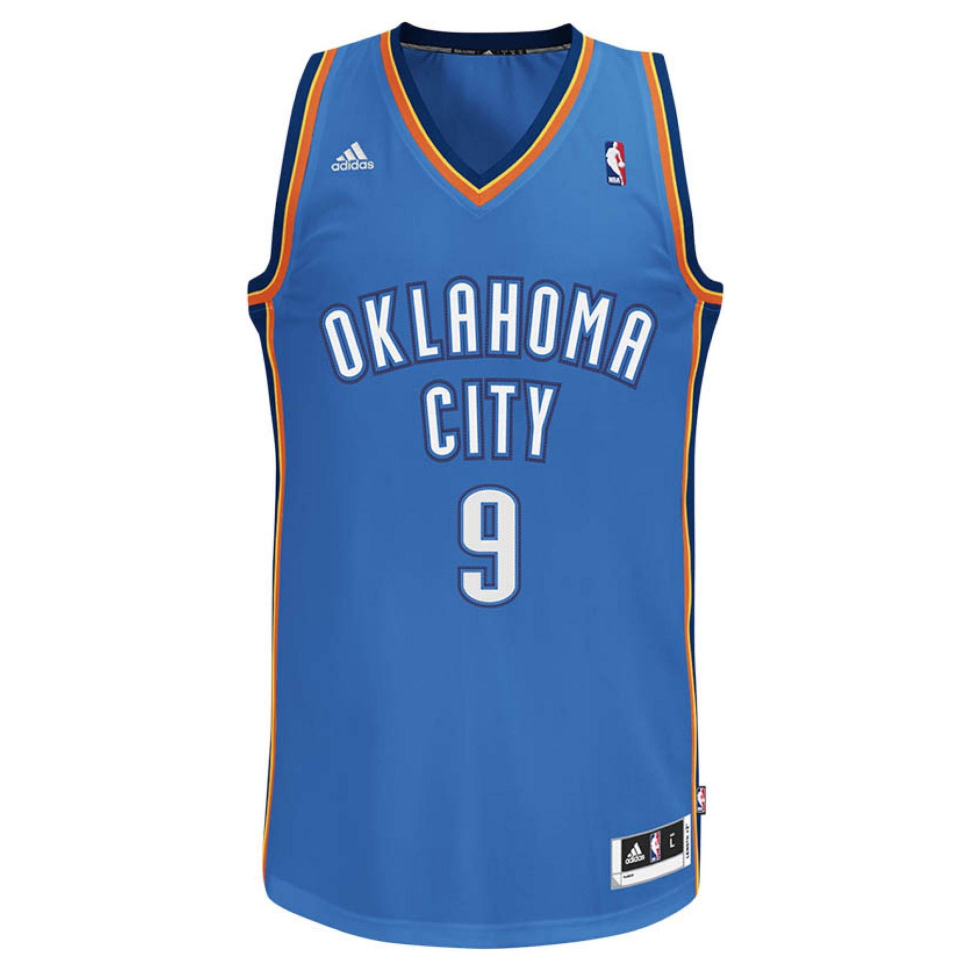 adidas men s oklahoma city thunder russell westbrook