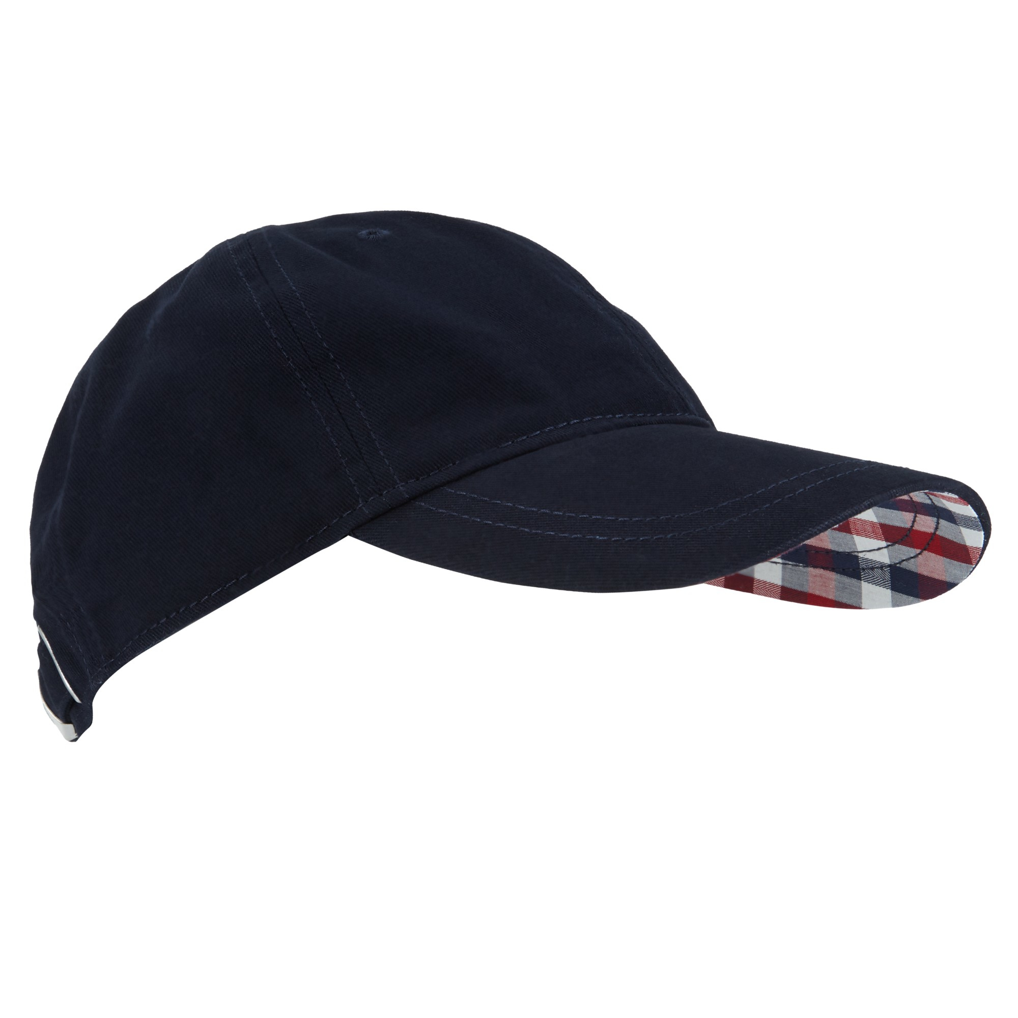 5f59a2f4eec Fred Perry Classic Baseball Cap in Black for Men - Lyst