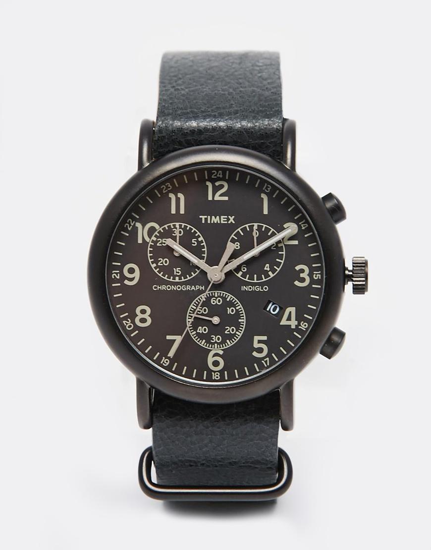Amazon.com: Timex Unisex T2N893 Weekender Silver-Tone ...
