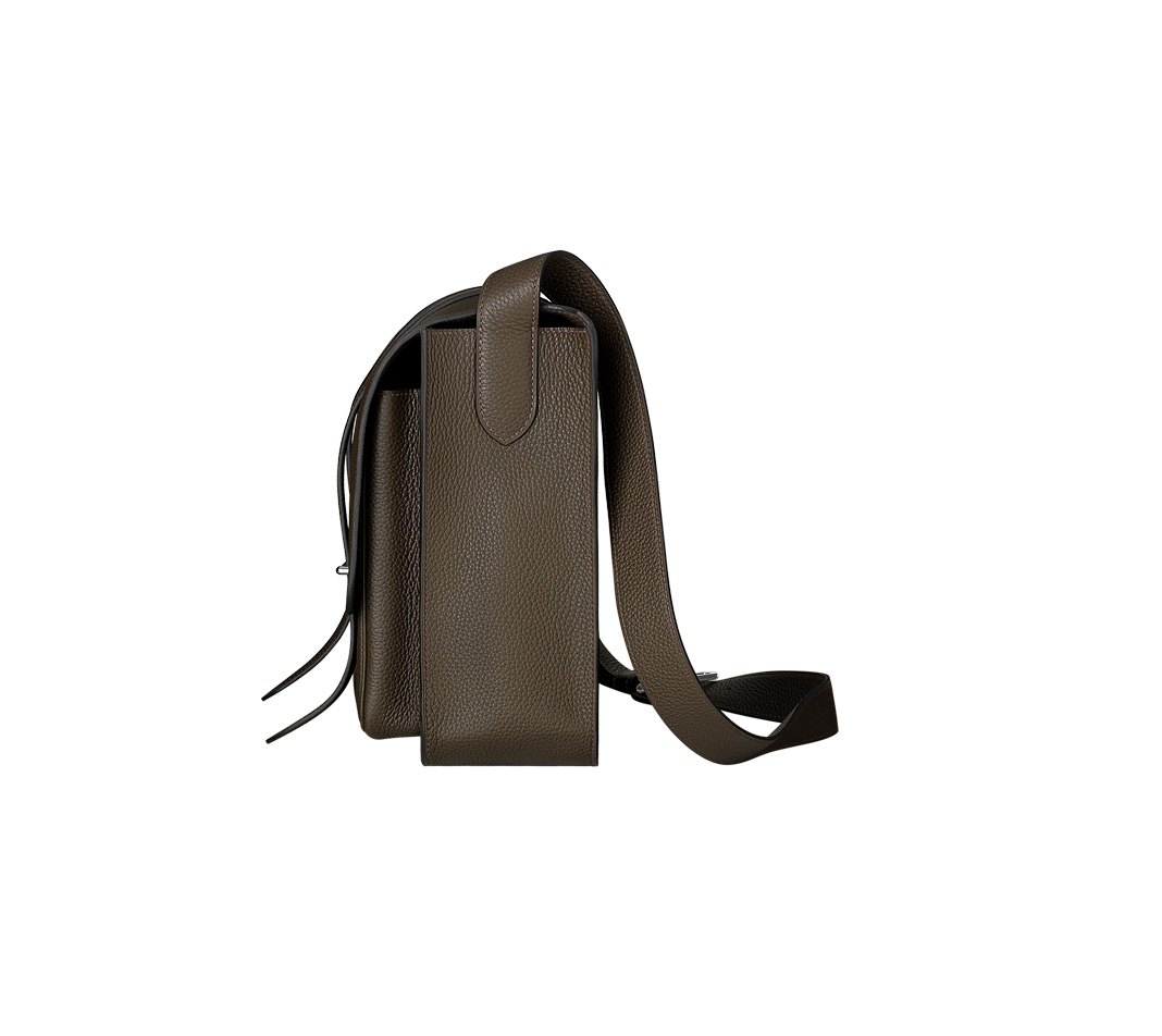 hermes Steve Caporal black men bags