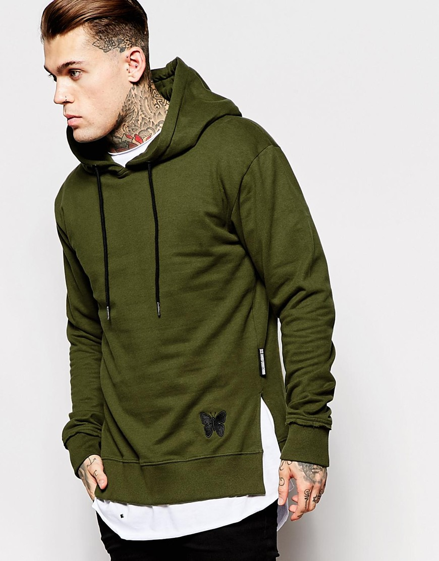 Lyst - Good For Nothing Hoodie in Green for Men 5ecaec55f