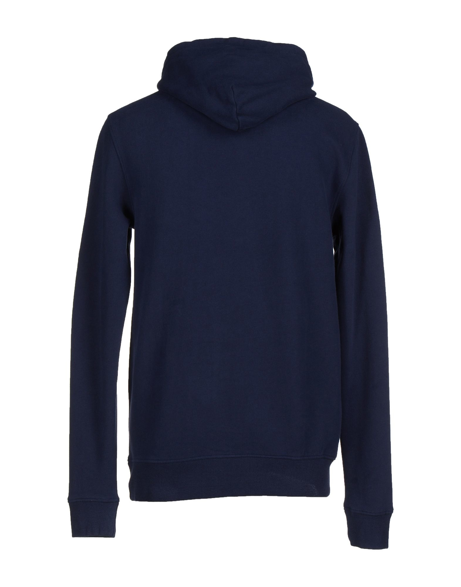 calvin klein jeans sweatshirt in blue lyst. Black Bedroom Furniture Sets. Home Design Ideas