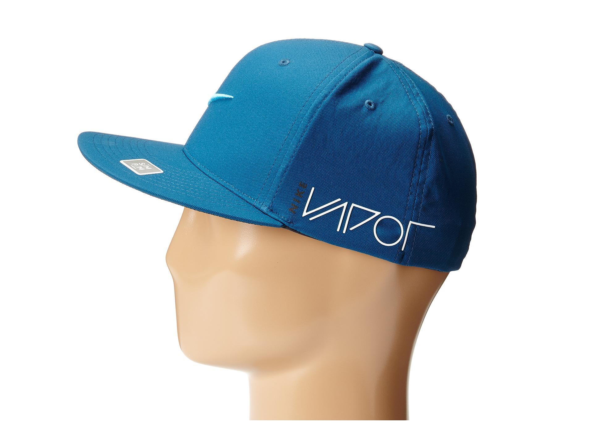 5592232f90e ... discount lyst nike true tour cap in blue for men bdd84 c4d70