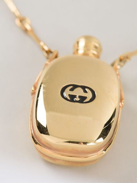 Gucci Gold Perfume Gucci Vintage Perfume