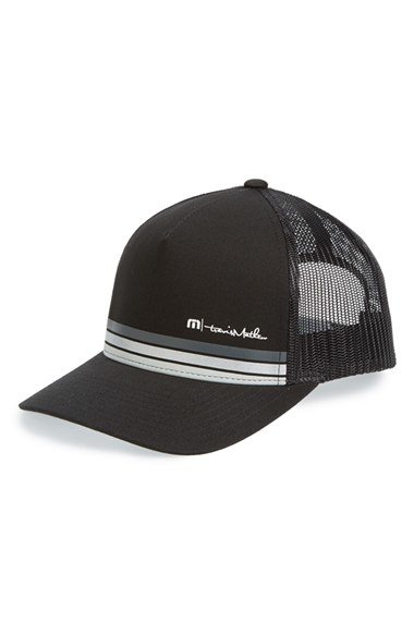 81dd467bd45 Travis Mathew  bronco  Snapback Hat in Black for Men - Lyst